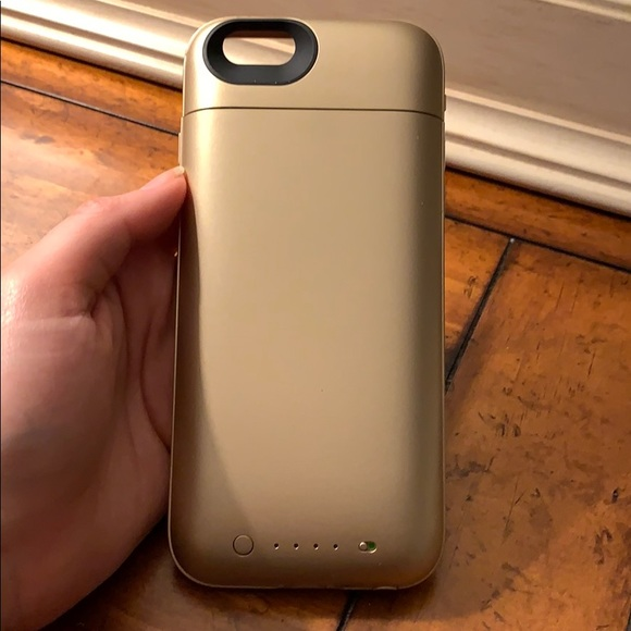 Mophie Accessories Gold Iphone 6 Mophie Case Poshmark Creators of the original juice pack battery. gold iphone 6 mophie case